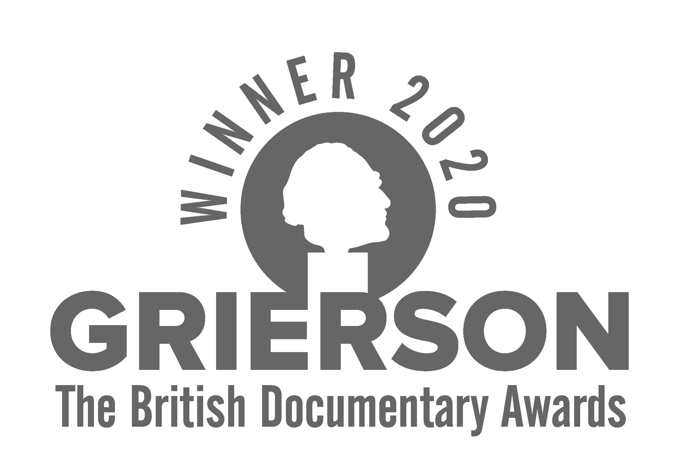Grierson Award Winner 2020